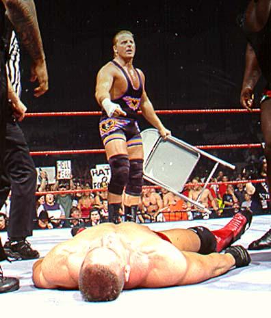 Owen Hart Funeral Pic ever taken of owen:(